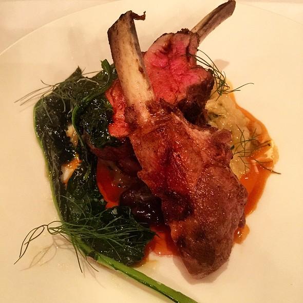 Lamb - CinCin Ristorante + Bar, Vancouver, BC