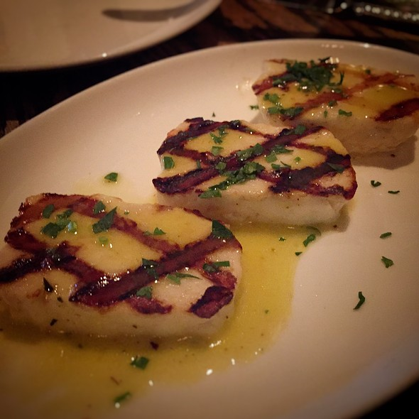 Grilled Halloumi - Cava Mezze - DC, Washington, DC