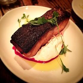 Salmon - Cava Mezze - DC, Washington, DC