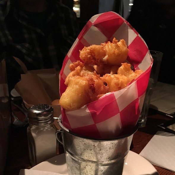 Fried Cheese Curds - Twin City Grill, Bloomington, MN