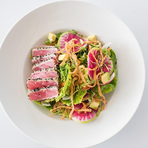 Ahi Tuna Salad - Tangata Restaurant, Santa Ana, CA