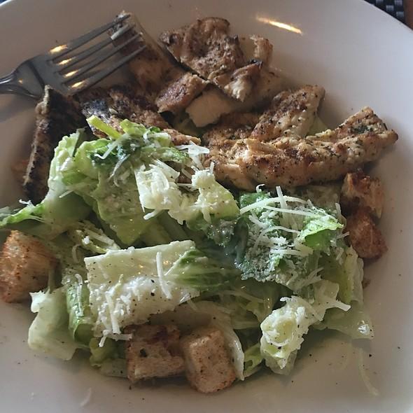 Grilled Chicken Cesear Salad - Harbor Mist Restaurant, Cold Spring Harbor, NY