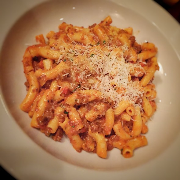 Bolognese With Gluten Free Pasta - Lavagna - Washington DC, Washington, DC