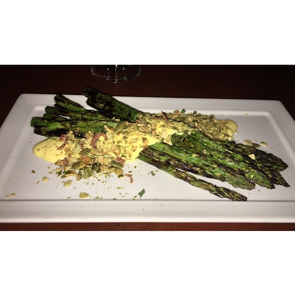 Grilled Asparagus - El Vez, Philadelphia, PA