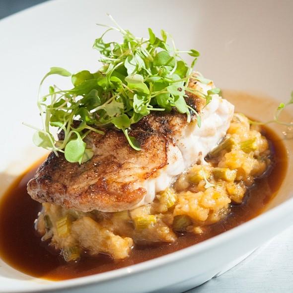 Grouper - SeaBlue Restaurant & Wine Bar, North Myrtle Beach, SC