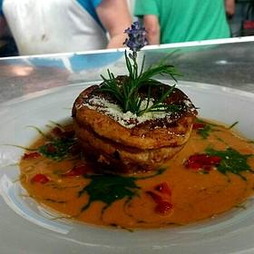 Blue Crab Soufflé  - Brentwood Restaurant & Wine Bistro, Little River, SC