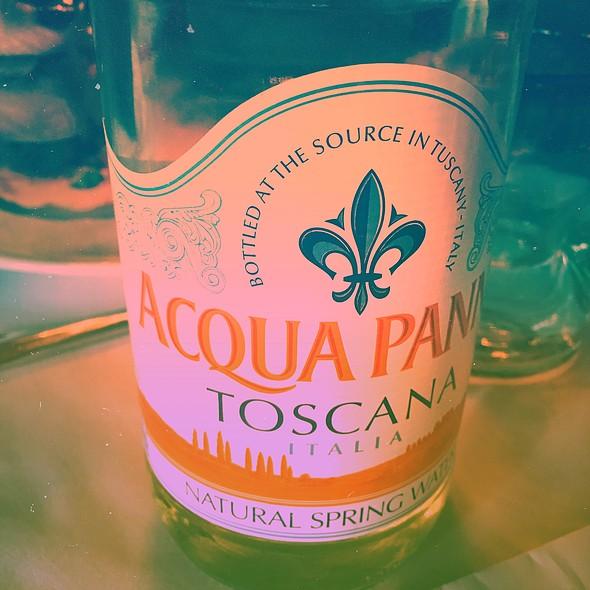 Acqua Panna - Tequila's Restaurant, Philadelphia, PA