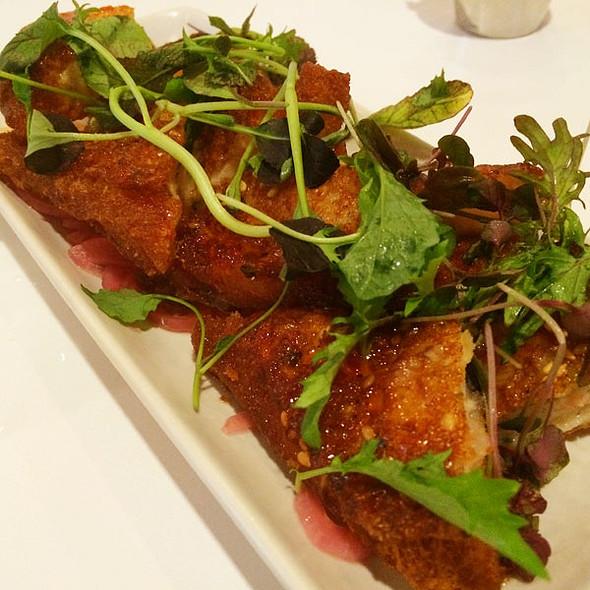 Shrimp Toast - Borgne, New Orleans, LA