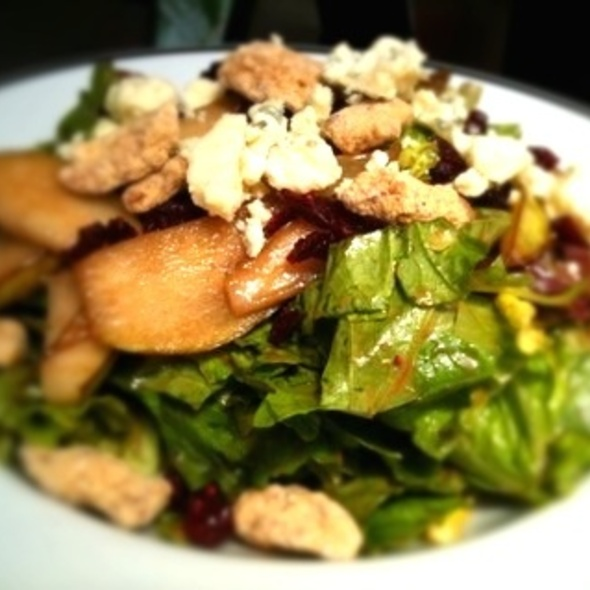Pear, Walnut, and Gorgonzola Salad - Tavern Lowry, Denver, CO