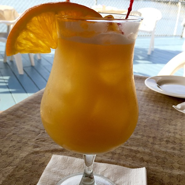 Rum Punch - Klein's Fish Market, Waterside Cafe, Grill Room and Sushi Bar, Belmar, NJ