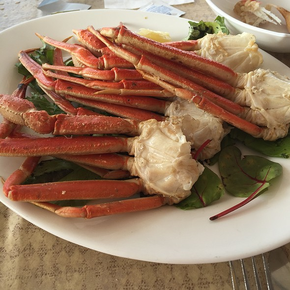 Snow Crab Clusters - Klein's Fish Market, Waterside Cafe, Grill Room and Sushi Bar, Belmar, NJ