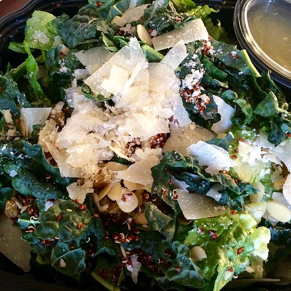 Kale & Quinoa Salad - Joe's American Bar and Grill - Woburn, Woburn, MA
