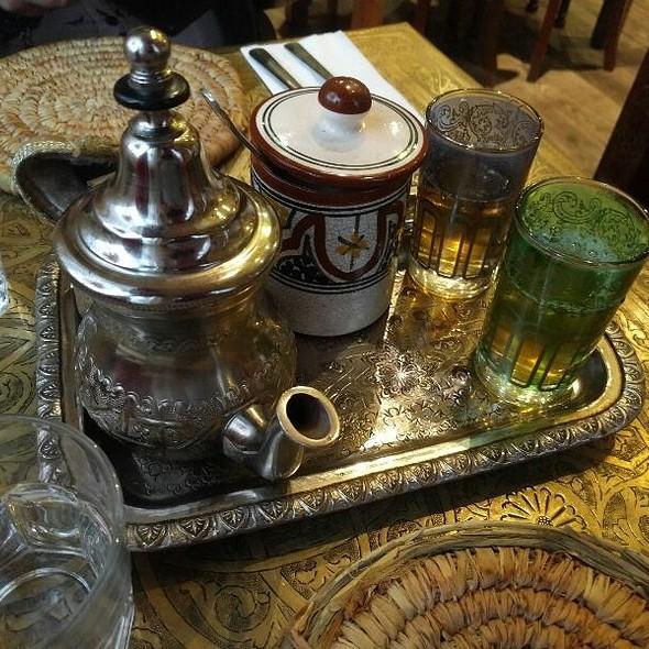 Moroccan Tea - El Bahia Moroccan Restaurant, Dublin, Co. Dublin