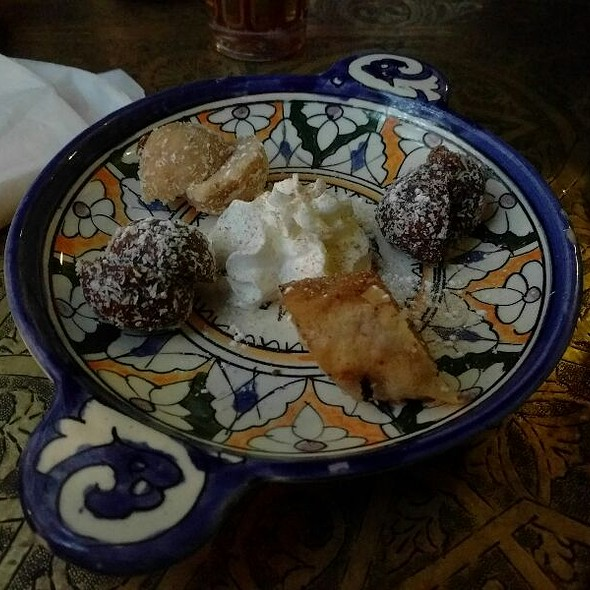 Moroccan Sweets - El Bahia Moroccan Restaurant, Dublin, Co. Dublin