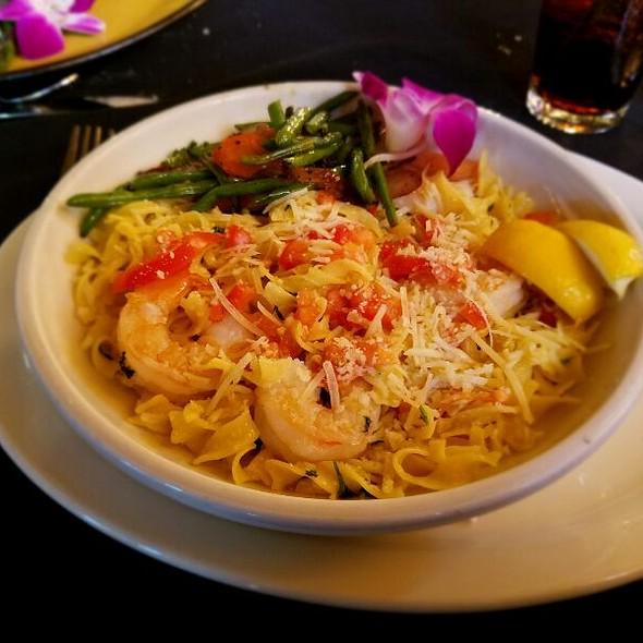 Shrimp Scampi - Bastien's Restaurant, Denver, CO