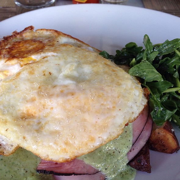 """Green Eggs & Ham"" - Taste on Melrose, West Hollywood, CA"