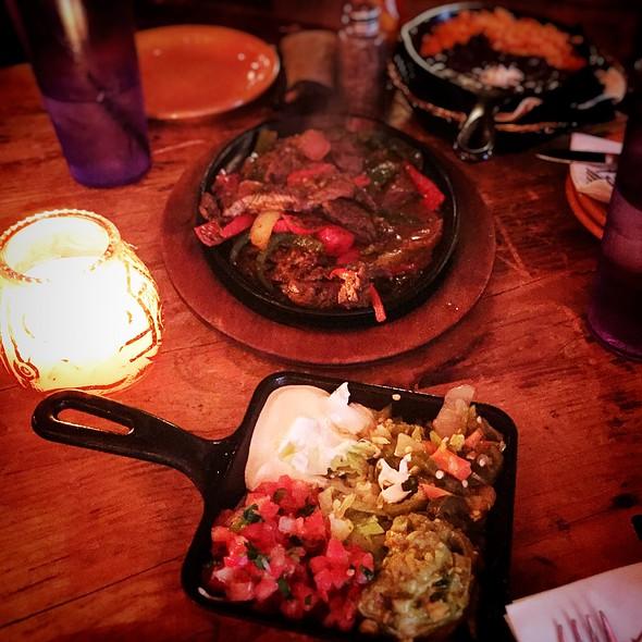 Steak Fajita - Mad Dog & Beans Mexican Cantina, New York, NY