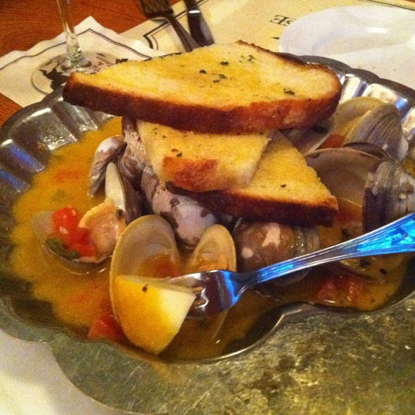Garlic Clams - The Black Horse Tavern, Mendham, NJ
