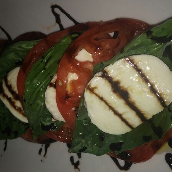 Caprese Salad - North Beach Bistro, Atlantic Beach, FL