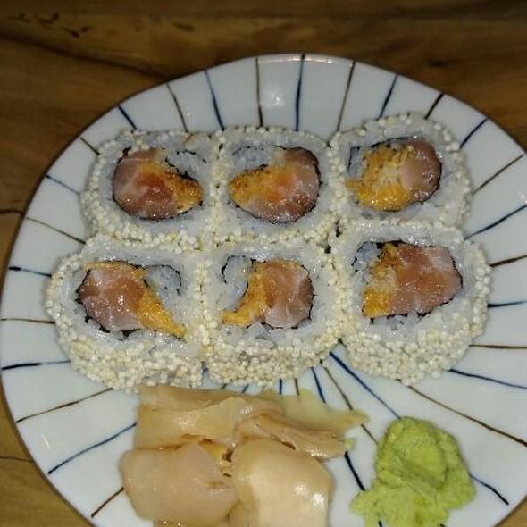 Spicy Super Crunchy Salmon Roll - Zama, Philadelphia, PA