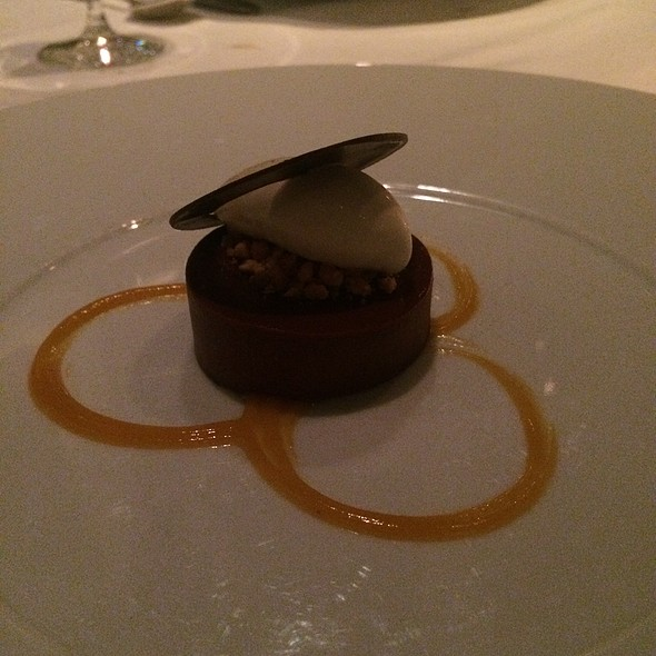 Chocolate Custard - Menton, Boston, MA