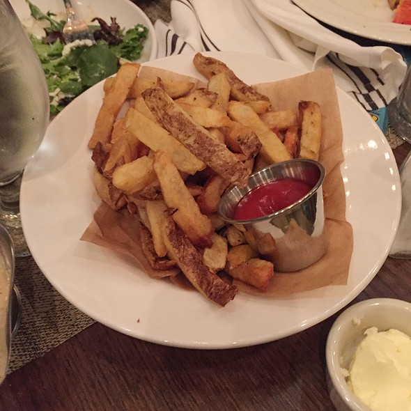 Side of Fries - Central Bistro, Boston, MA