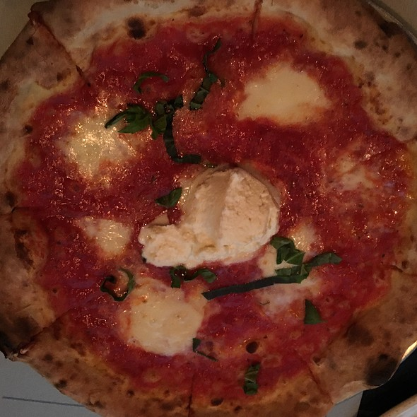 Margherita Pizza - Bocce -  Permanently Closed, Miami, FL