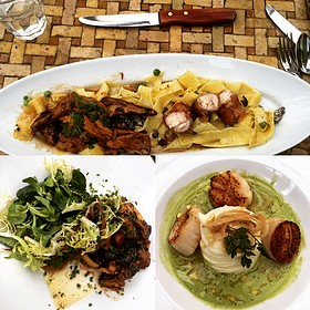 French Food. I Forget What.  - Bistro Jeanty, Yountville, CA