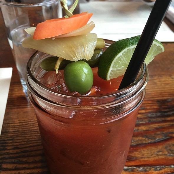 Spicy Mary - Terra Plata, Seattle, WA