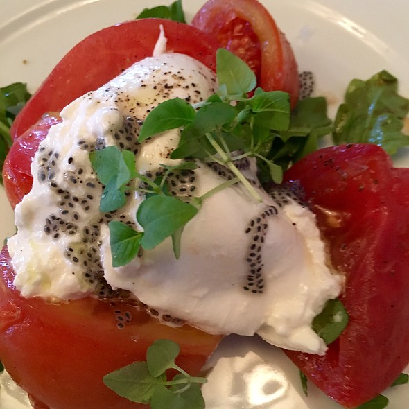 Burrata - The Restaurant at The Surf Lodge, Montauk, NY