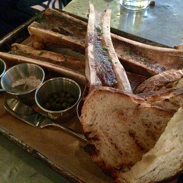 Bone Marrow - Meat & Potatoes, Pittsburgh, PA