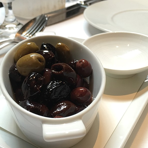 Marinated Olives - Spruce, San Francisco, CA