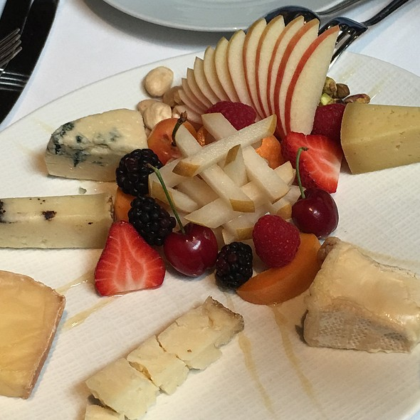 Cheese Plate - Spruce, San Francisco, CA
