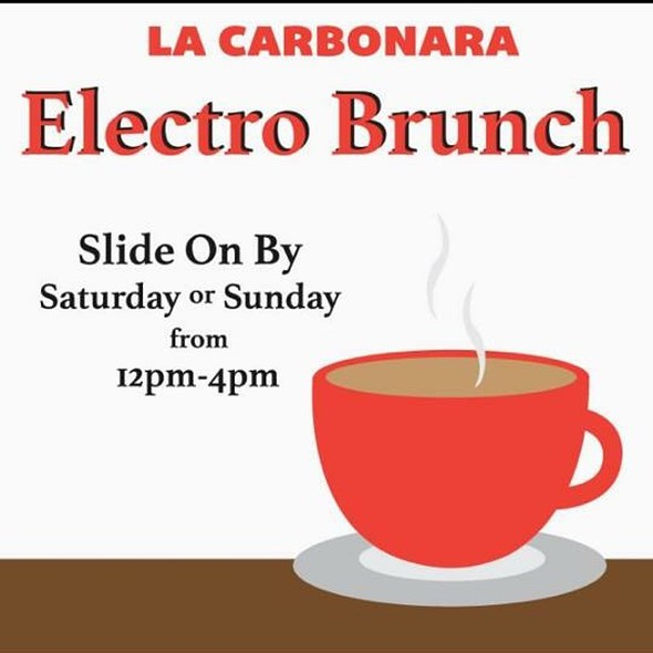 brunch!!! - La Carbonara, New York, NY