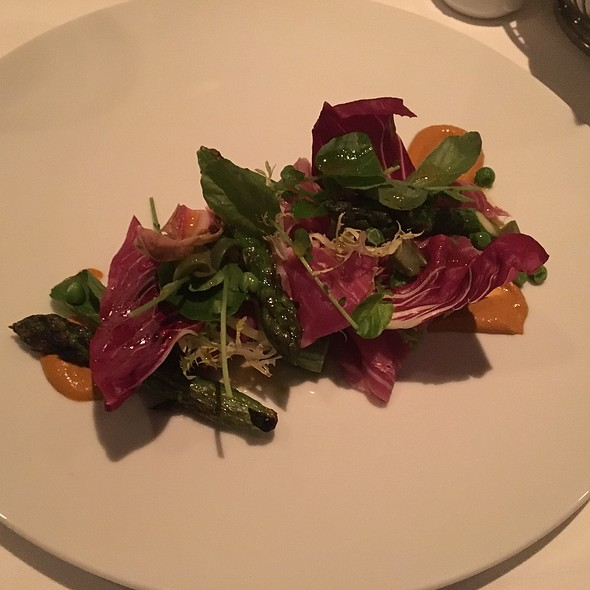 Proscuitto Salad - Scaramouche Restaurant, Toronto, ON