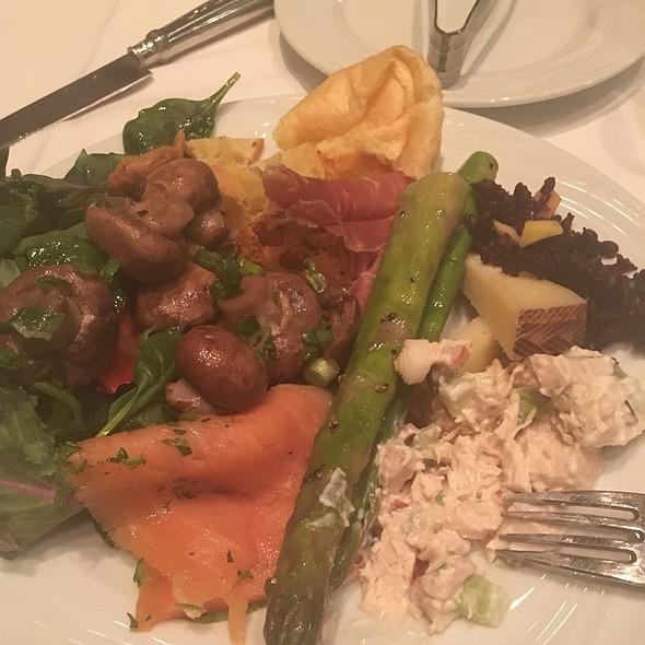 Salad - Fogo de Chao Brazilian Steakhouse - Minneapolis, Minneapolis, MN