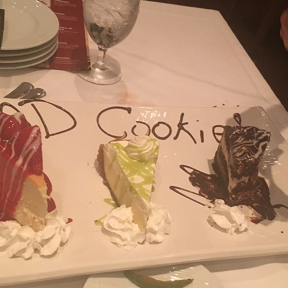 Desserts - Fogo de Chao Brazilian Steakhouse - Minneapolis, Minneapolis, MN
