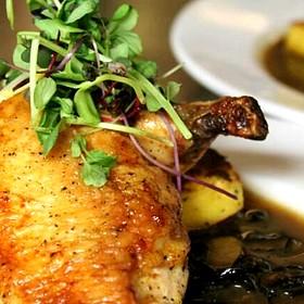 roasted chicken breast - Truffles - St. Louis, St. Louis, MO
