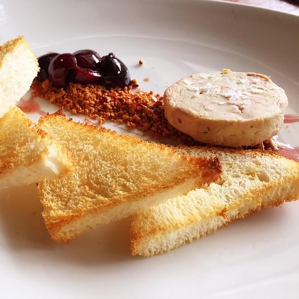 Foie gras Torchon - Wood Tavern, Oakland, CA