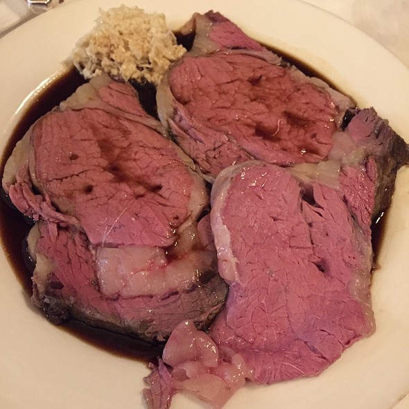 Roast Beef - Simpson's In The Strand, London