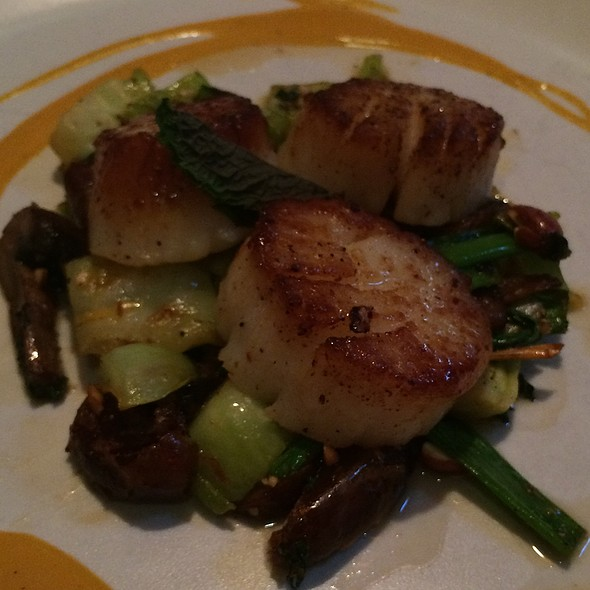 Scallops - Beaumont's, San Diego, CA