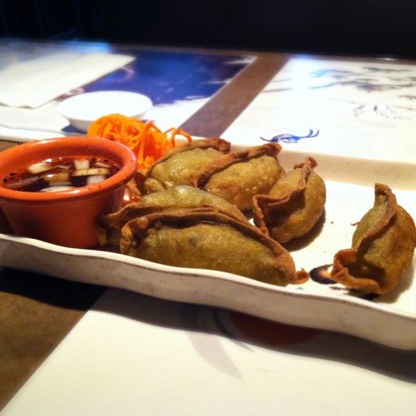 Vegetable Gyoza - Ru San's, Nashville, TN