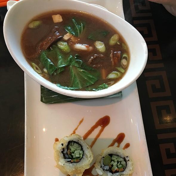Shrimp & Shrimp Miso - Nectar - Philadelphia, Berwyn, PA