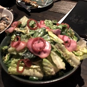 Pea And Grilled Romaine - 1833, Monterey, CA