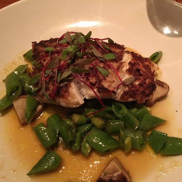 Halibut - Passionfish, Pacific Grove, CA