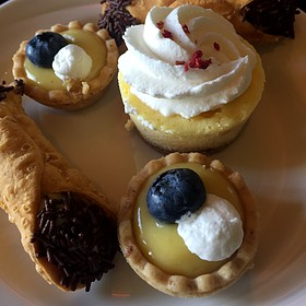 Mini Desserts - Caretta on the Gulf at the Sandpearl Resort, Clearwater Beach, FL