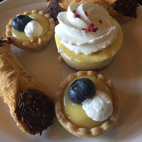 Mini Desserts - Caretta on the Gulf at the Sandpearl Resort, Clearwater Beach, FL