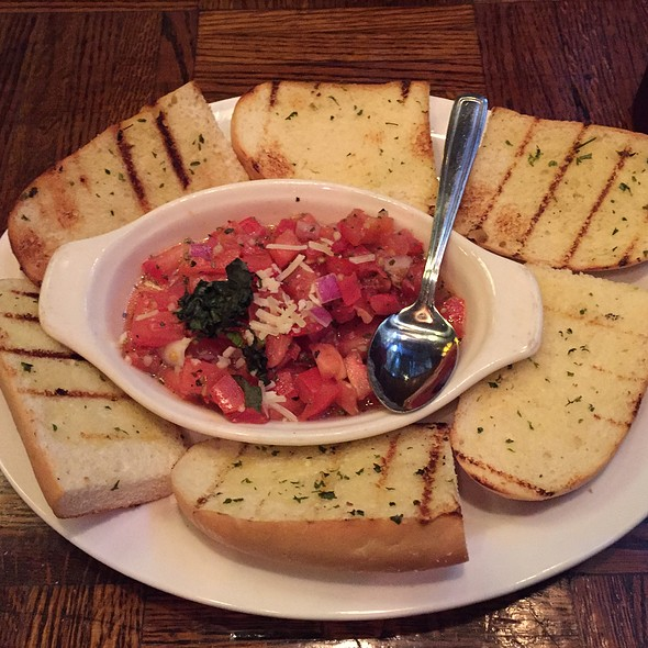 Bruschetta - The Old Spaghetti Factory - Toronto, Toronto, ON