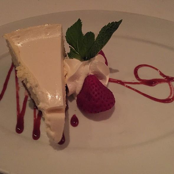 Cheesecake - Sardine Factory, Monterey, CA