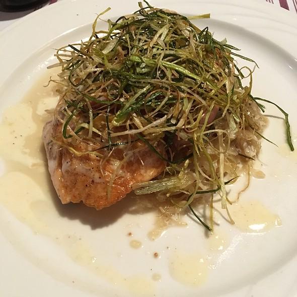 Salmon L'alsace - Kurt's Bistro, Duluth, GA